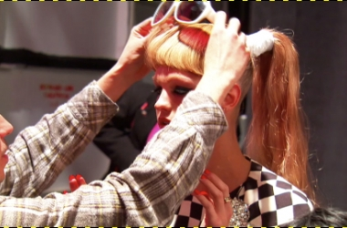 2009 Barbie Runway Show (Behind the Scenes)