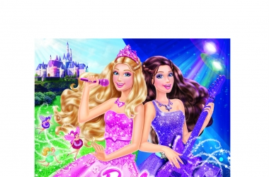 2012 Barbie Princess and the Popstar DVD Launch