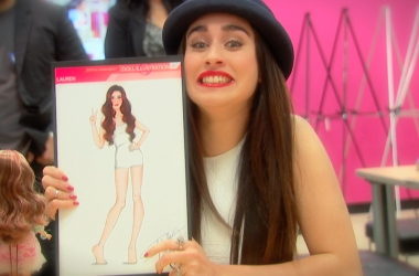 2014 Barbie Fifth Harmony Compilation B-Roll