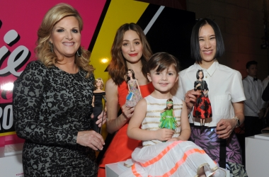 2015 Barbie Sheroes at Variety Power of Women