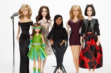 2015 Barbie Sheroes at Variety Power of Women B-Roll