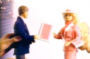 1984 Day to Night Barbie Commercial