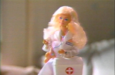 1987 Doctor Barbie Commercial