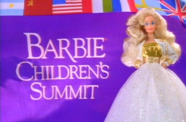 1990 Barbie Children's Summit Commercial