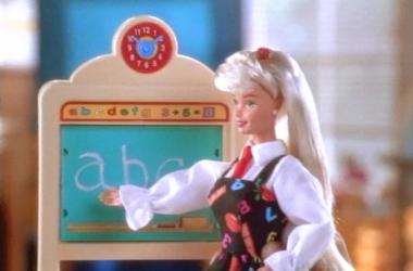 1995 Teacher Barbie
