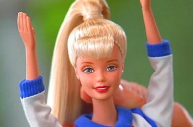 1998 World Cup Soccer Barbie-Mia Hamm